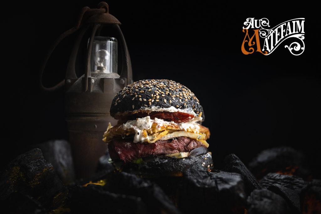 Burger de la Mine-Au MAtefaim
